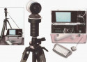 Moja pierwsza kamera panoramiczna udostępniona mi przez Uniwersytet w Dreźnie.