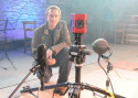 Moja pierwsza video kamera panoramiczna udostępniona mi przez Uniwersytet w Plymouth.