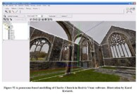 3D modelling from panoramas