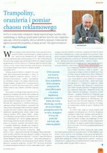 Artykuł Prezydenta Miasta Krakowa - Jacka Majchrowskiego o projektach budżetu obywatelskiego.